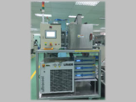 UV Accelerated Aging Test Chamber with heat