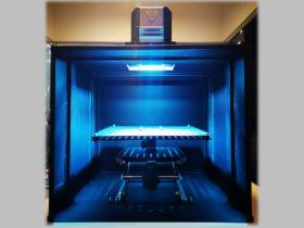UV Inspection Chamber